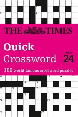 Quick Crossword Book 24: 100 General Knowledge Puzzles