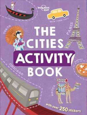 Cities Activity Book by Planet Kids Lonely