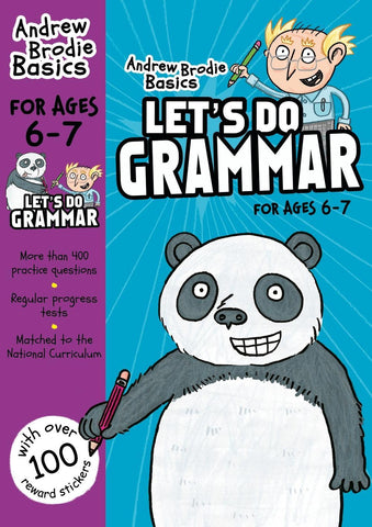 Let's Do Grammar for Ages 6-7