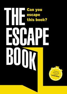 The Escape Book: Can you escape this book?