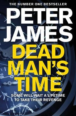 Roy Grace Book 9: Dead Man's Time by Peter James