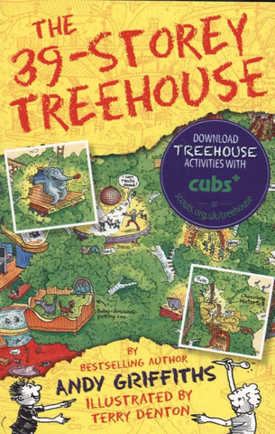 39 Storey Treehouse by Andy Griffiths