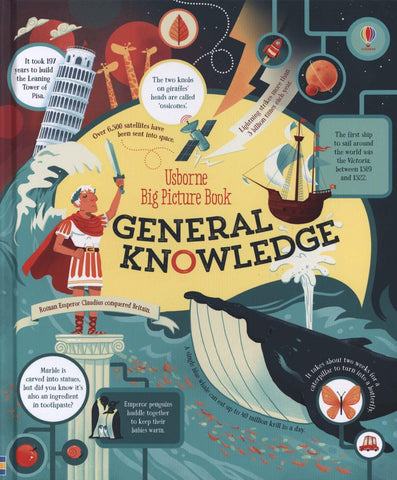 Big Picture Book Of General Knowledge by James Maclaine