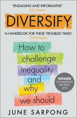 Diversify by June Sarpong