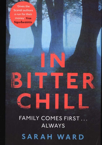 A DC Childs Mystery Book 1: In Bitter Chill by Sarah Ward