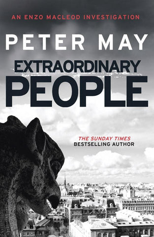 Enzo Files Bk 1:Extraordinary People by Peter May