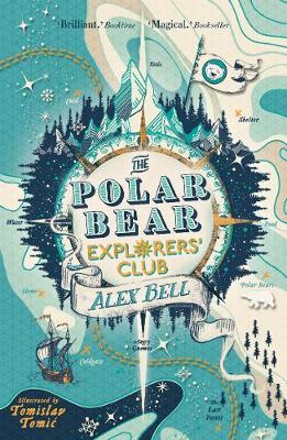 Polar Bear Explorers Club by Alex Bell