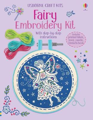 Embroidery Kit: Fairy by Lara Bryan
