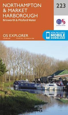 EXP 223 Northampton and Market Harborough by Ordance Survey