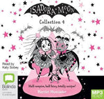 Isadora Moon Collection 4 by Harriet Muncaster