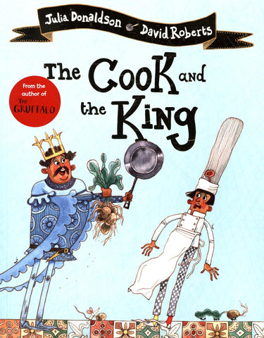 The Cook and the King PB by Julia Donaldson