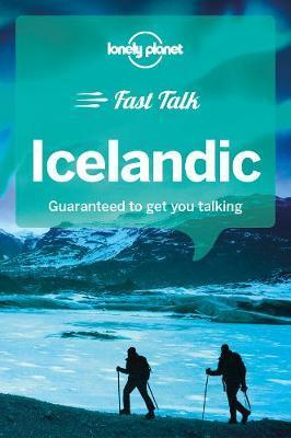 Fast Talk Icelandic 1 by Lonely Planet