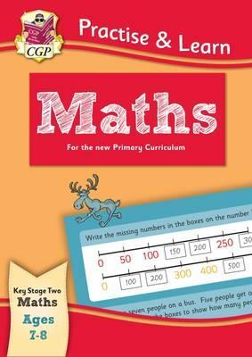 Practise & Learn: Maths for Ages 7-8