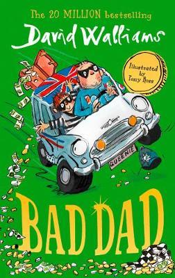 BAD DAD PB by David Walliams