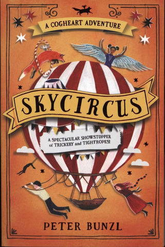 COGHEART SKYCIRCUS by Peter Bunzl