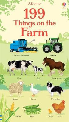 199 Things On The Farm by Holly Bathie