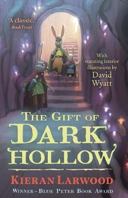 The Five Realms 1: The Gift of Dark Hollow by Kieran Larwood