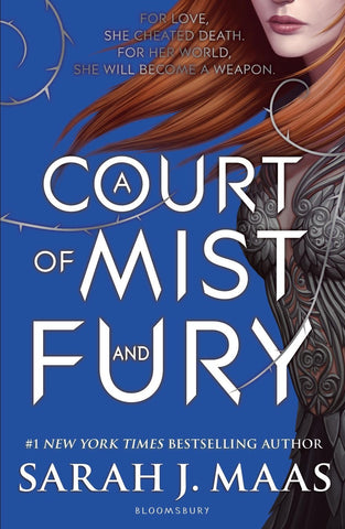 Court Of Thorns & Roses 02 Mist and Fury by Sarah J. Maas