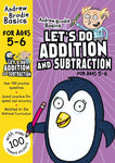 Lets Do Addition & Subtraction 5 6 by Andrew Brodie