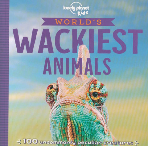 World's Wackiest Animals by Planet Kids Lonely
