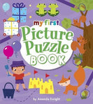 My First Picture Puzzle Book