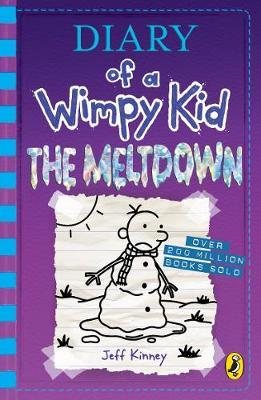 The Meltdown by Jeff Kinney