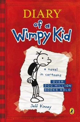 Diary Of A Wimpy Kid [01] by Jeff Kinney