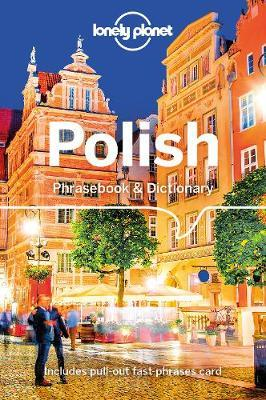 Lonely Planet Polish Phrasebook & Dictionary by Lonely Planet