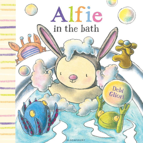Alfie in the Bath by Debi Gliori
