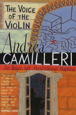 Voice Of The Violin by Andrea Camilleri