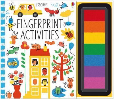 Fingerprint Activities by Fiona Watt