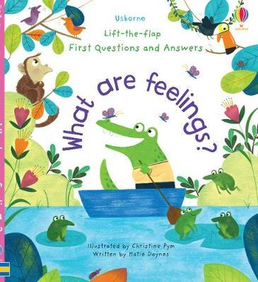 What are Feelings? by Katie Daynes