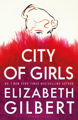 City of Girls signed edition