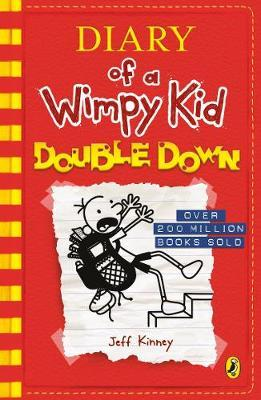 Diary of a Wimpy Kid 11: Double Down by Jeff Kinney