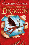 Hiccup How To Train Your Dragon by Cressida Cowell