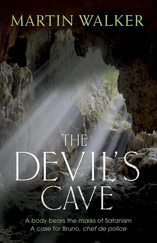 Devils Cave by Martin Walker