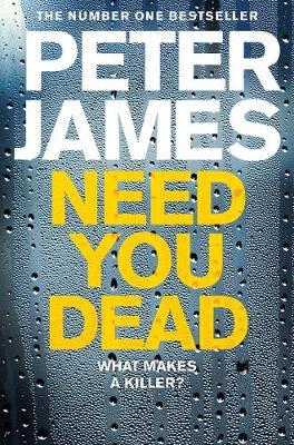 Roy Grace Book 13: Need You Dead by Peter James
