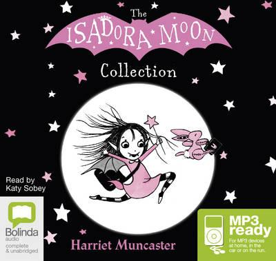 Isadora Moon Audio Collection 1