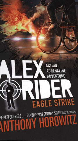 Alex Rider Book 4: Eagle Strike by Anthony Horowitz