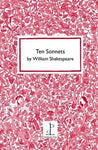 Ten Sonnets by William Shakespeare
