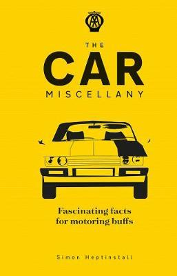 Car Miscellany by Simon Heptinstall