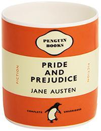Pride & Prejudice Mug Orange