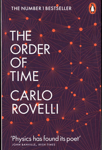 Order Of Time by Carlo Rovelli