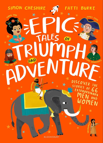 Epic Tales of Triumph and Adventure by Simon Cheshire