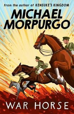 War Horse B&W Edition by Michael Morpurgo