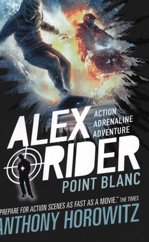 Alex Rider Book 2: Point Blanc by Anthony Horowitz