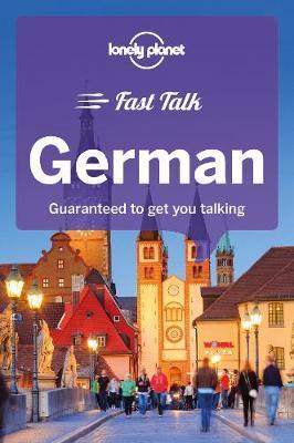 Lonely Planet Fast Talk German by Planet Lonely