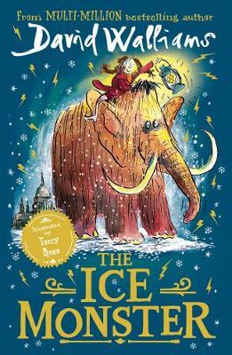 Ice Monster by David Walliams