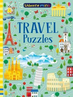 MINIS TRAVEL PUZZLES by Simon Tudhope