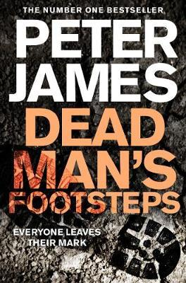 Roy Grace Book 4: Dead Man's Footsteps by Peter James
